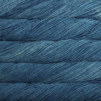 Malabrigo Bobby Blue Merino Worsted Yarn (4 - Medium)