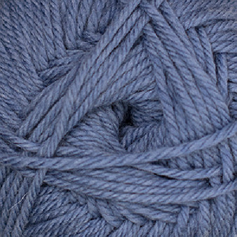 Cascade Westpoint Blue Heather 220 Superwash Merino Wool Yarn (3 - Light)