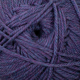 Cascade Violet Heather 220 Superwash Merino Wool Yarn (3 - Light)