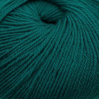 Cascade Deep Teal 220 Superwash Yarn (3 - Light)