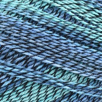Opal Dragons Eye Black Dragon Yarn (1 - Super Fine)