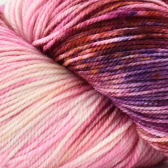 Sweet Georgia Yarn Alpenglow Tough Love Sock Yarn (1 - Super Fine)