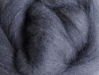 Ashford Grey - Corriedale Top (27 - 30 micron) - 1 kg