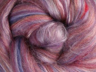 Ashford Mulberry - Silk / Merino Blend (22 micron) - 500 g
