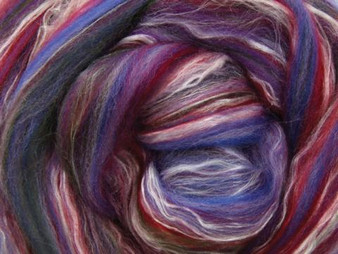 Ashford Gemstone - Silk / Merino Blend (22 micron) - 500 g