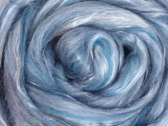 Ashford Skyscape - Silk / Merino Blend (22 micron) - 500 g