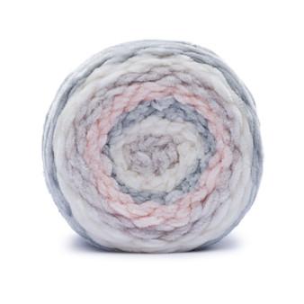 Bernat Velvet Whisper Velvet Stripes Yarn (5 - Bulky)