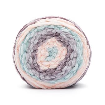 Bernat Romance Velvet Stripes Yarn (5 - Bulky)