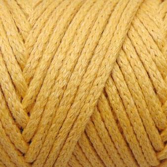 Estelle Gold Macrame Cord (4mm x 65 yards)
