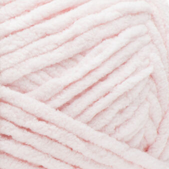 Bernat Blush Pink Blanket Yarn - Big Ball (6 - Super Bulky)