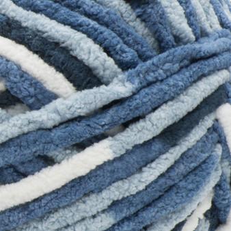 Bernat Faded Blues Blanket Yarn - Big Ball (6 - Super Bulky)