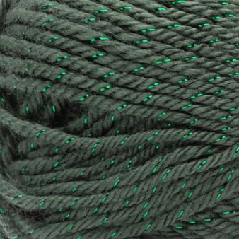 Caron Dark Sage Sparkle Simply Soft Party Yarn (4 - Medium)