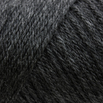 Caron Charcoal Heather Simply Soft Yarn (4 - Medium)