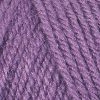 Red Heart Yarn Medium Purple Super Saver Yarn (4 - Medium)