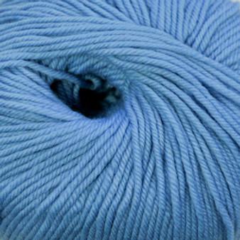 Cascade Blue 220 Superwash Yarn (3 - Light)