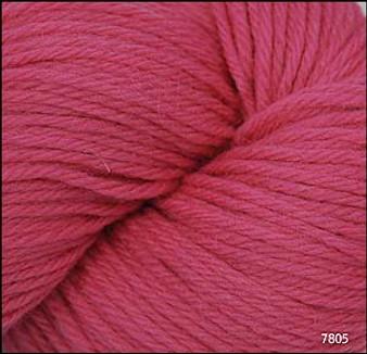 Cascade Flamingo Pink 220 Solid Yarn (4 - Medium)