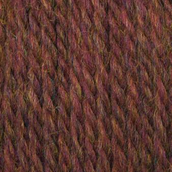 Patons Cognac Heather Classic Wool Worsted Yarn (4 - Medium)