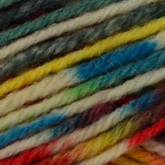 Opal Winterscape Hundertwasser Ii Sock Yarn (1 - Super Fine)