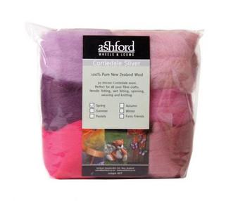 Felting Wool Spring Felting Wool - 7 Color Variety Pack