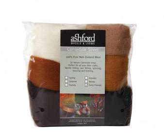Felting Wool Furry Friends Felting Wool - 7 Color Variety Pack
