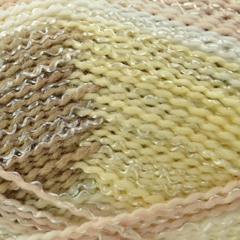 Bernat Soft Taupe Ombre Baby Coordinates Yarn (3 - Light)