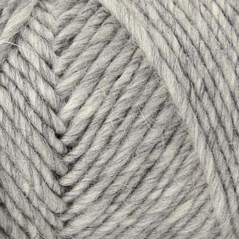 Brown Sheep Yarn Grey Heather Lamb's Pride Worsted Yarn (4 - Medium)