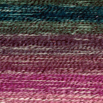 Lion Brand Lotus Blossom Metallic Shawl In A Ball Yarn (4 - Medium)