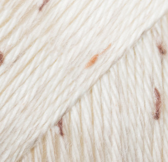 Caron Off White Tweeds Simply Soft Tweeds Yarn (4 - Medium)