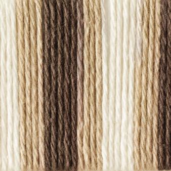 Lily Sugar 'n Cream Chocolate Ombre Lily Sugar 'n Cream Yarn - Super Size (4 - Medium)