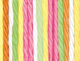 Lily Sugar 'n Cream Over The Rainbow Ombre Lily Sugar 'n Cream Yarn - Super Size (4 - Medium)