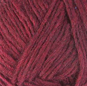 Lopi Oxblood Red Álafosslopi Yarn (5 - Bulky)