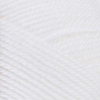 Red Heart White Soft Yarn - Small Ball (4 - Medium)