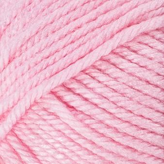 Red Heart Pink Soft Yarn - Small Ball (4 - Medium)
