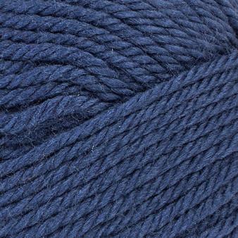 Red Heart Mid Blue Soft Yarn - Small Ball (4 - Medium)