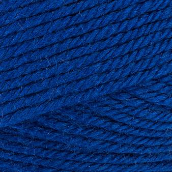 Red Heart Royal Blue Soft Yarn - Small Ball (4 - Medium)