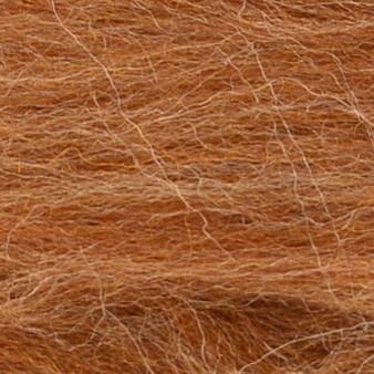 Clover Caramel Color Felting Wool (Small)