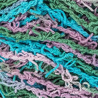 Red Heart Paradise Print Scrubby Cotton Yarn (4 - Medium)