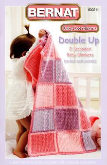 "Bernat Baby Coordinates ""Double Up"" Pattern Book"