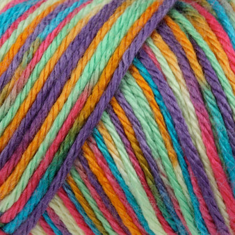 Caron Rainbow Bright Simply Soft Paints Yarn (4 - Medium)