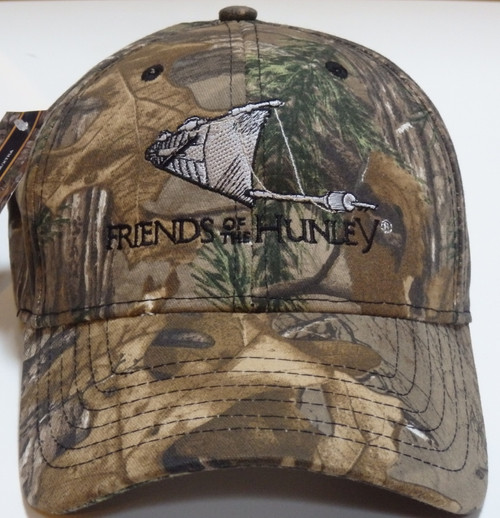 Friends of the Hunley CAMO Hat