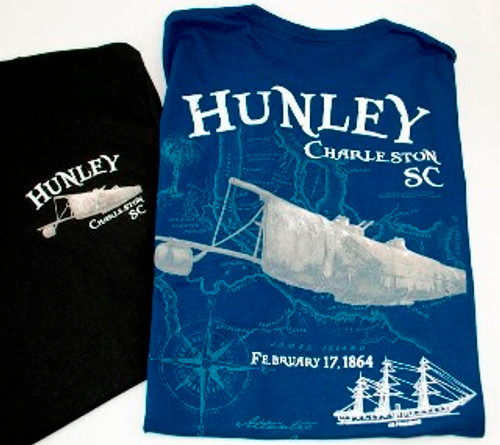 Ghostly Hunley T-Shirt