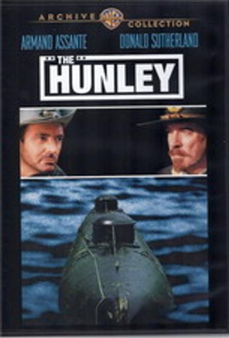 The Hunley (TNT Movie) DVD