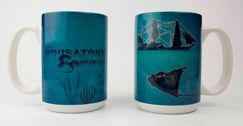 Housatonic and Hunley Mug (ON SALE!)
