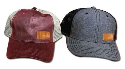 H.L. Hunley Cork Label Hat