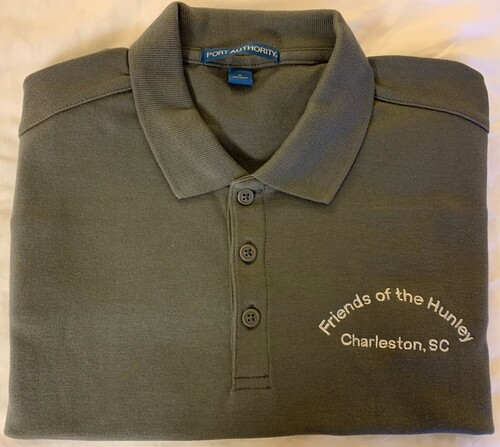 Friends of the Hunley Polo