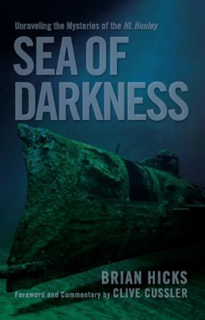 Sea of Darkness (signed by author!)