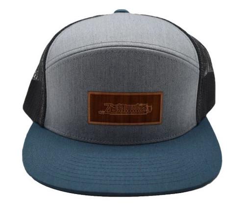 Hunley Submarine Structured Hat (ON SALE!)
