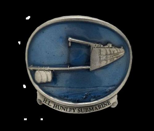 Heritage Pewter Hiking Stick Medallion