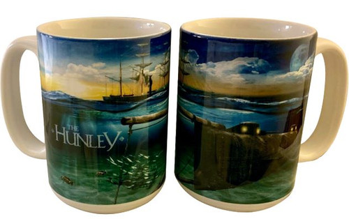 Hunley Panoramic Mugs