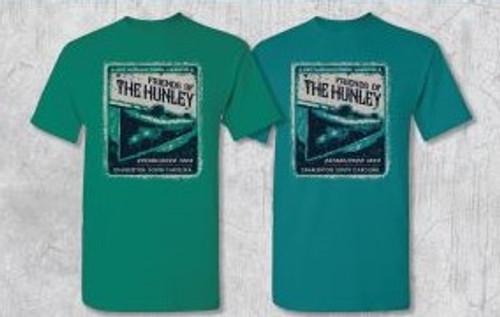 Hunley Vintage T-Shirt